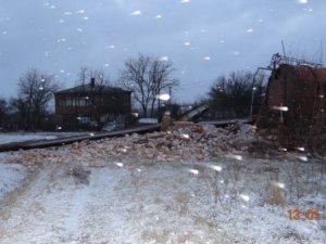 Фото: Під Полтавою впала водонапірна башта: близько 2 тисяч людей залишилось без води (фото)