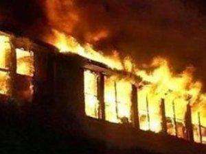 Фото: У Машівці на Полтавщині під час пожежі загинув чоловік
