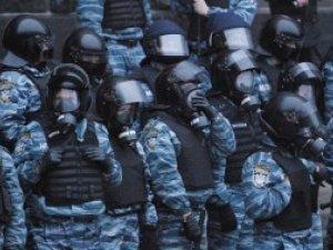 Фото: УМВС: полтавський «Беркут» не поїхав до Києва