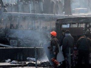 Фото: МВС: через заворушення у столиці затримали понад 70 людей