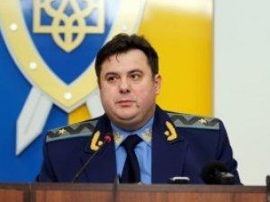 Фото: Прокурор Полтавщини нагадав населенню про відповідальність за блокування роботи державних установ
