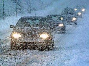 Фото: ДАІ Полтави попереджає водіїв про хуртовини, морози до -33 та ожеледь у найближчі дні