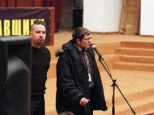 Фото: У Полтаві заарештували активіста Євромайдану