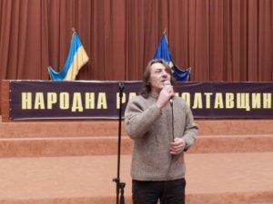 Фото: Недільне віче у Полтаві: нардепи говорили про Булатова та відповідали на питання людей (фото)