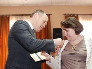 Фото: У Полтаві ще чотирьом жінкам присвоїли звання Мати-героїня (+фото)