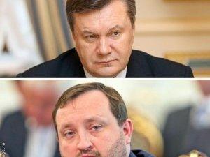 Фото: Янукович змінив регламент Кабміну і дав Арбузову керувати