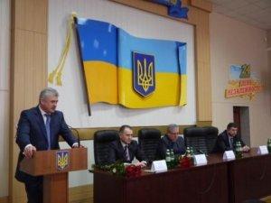 Фото: У полтавського СБУ новий начальник з Києва