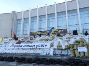 Фото: У Полтаві майданівці оголосили мобілізацію, та виявилось даремно