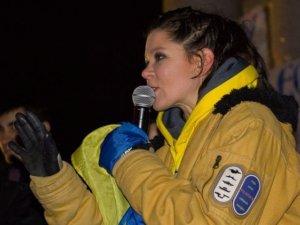 Фото: Руслана відверто розповіла про своє життя на Майдані
