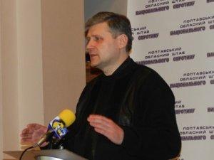 Фото: Андрій Баранов про спростування міліцією факту його переслідування