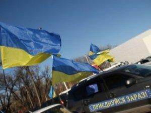 Фото: Міліція Полтавщини прокоментувала повідомлення про тиск на організатора Автомайдану Гілевича