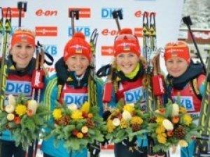 Фото: Олімпіада: українські біатлоністки мають шанси здобути нагороди