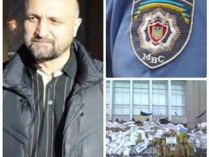 Фото: Полтавська міліція підтвердила, що активіста майдану Ворону доставили на допит примусово