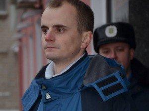 Фото: Слідчий вимагає для активіста Євромайдану в Полтаві Чабановського цілодобовий арешт