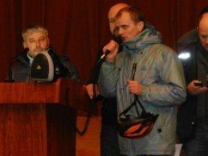 Фото: Відео. Активіст полтавського майдану  Роман Чабановський прокоментував рішення суду про його домашній арешт