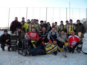 Фото: Народні новини. У Нехворощі на Полтавщині відбулось свято хокею