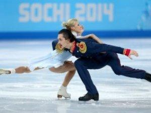 """Фото: Олімпійські ігри: колишні українки-фігуристки поборються за """"золото"""""""
