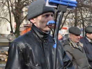 Фото: Полтавці вийшли на страйк. Фоторепортаж
