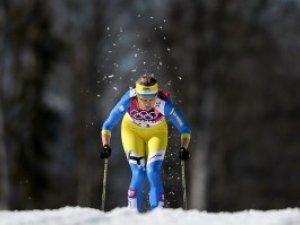 Фото: Олімпіада. Лижниця Шевченко - 24-а в гонці на 10 кілометрів класичним стилем