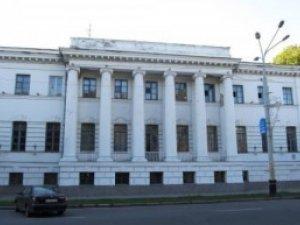 Фото: Полтавські міліціонери підтвердили факт замінування будинку профспілок