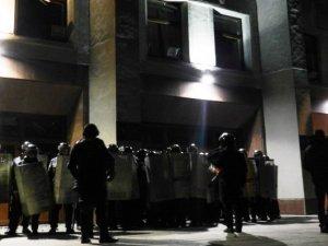 На євромайдані у Полтаві настало перемир'я (+фото)