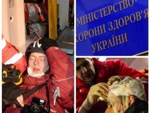 Фото: У Києві в сутичках померло офіційно померло 7 людей, за даними ЗМІ – кілька десятків
