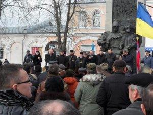 Фото: У Лубнах фракцію Партії регіонів розпустили, а мер написав заяву про вихід з партії