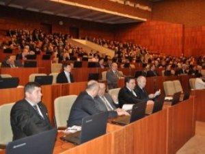 Фото: Президія обласної ради вимагає негайних перевиборів президента
