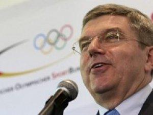 Фото: Президент Міжнародного Олімпійського Комітету відзначив значення перемоги українок