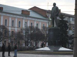 Фото: Хроніка 21 лютого - початок естафети ленінопаду