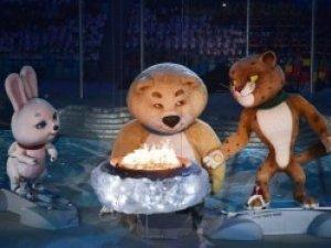 Фото: Зимова Олімпіада-2014: змагання офіційно завершилися