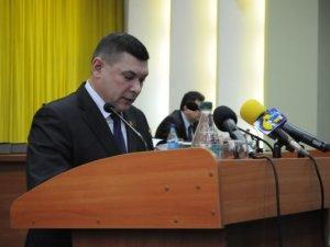 Фото: Сесія Полтавської обласної ради чи не вперше була відкритою для людей. Фоторепортаж