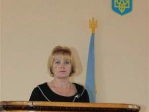 Фото: Обрали нового голову Чорнухинської районної ради на Полтавщині