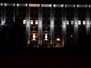 Фото: Полтава у тривозі. 1 березня. Блог Тетяни Цирульник.