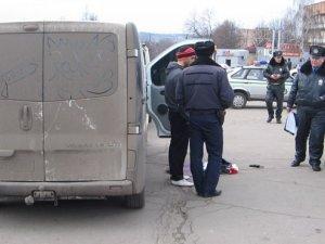 Фото: У Кобеляках затримали жителя Грузії, який віз зброю