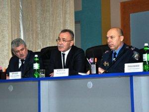 Фото: У Полтаві заступник Міністра внутрішніх справ представив нового начальника міліції
