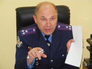 Фото: Начальник УМВС Полтавської області Корсун прокоментував звернення проти нього