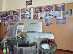Фото: У Полтаві боксували на вшанування пам'яті героїв Небесної сотні (фото)