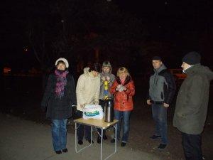 Фото: Волонтери порахували, скільки полтавці пожертвували на допомогу безхатькам взимку