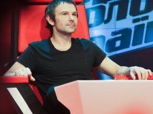 Фото: Вакарчук залишив проект «Голос країни» під час другого ефіру