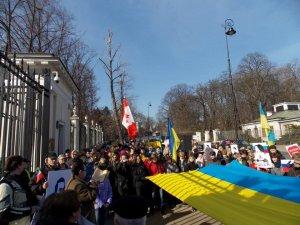 Фото: Полтавка стала однією з засновниць Євромайдану у Варшаві