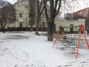 Фото: Зима повернулася до Полтави