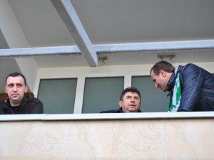 """Фото: На матчі """"Ворскли"""" та """"Зорі"""" побували мер Полтави та колишній голова облдержадміністрації"""