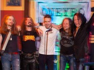 Фото: Миколаївський гурт GRIMOFF  виступив у Полтаві (фото)