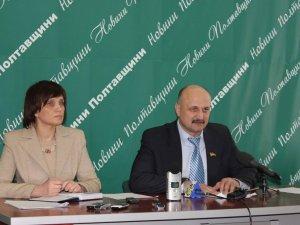 Голова Полтавської обласної ради йде до Національної гвардії