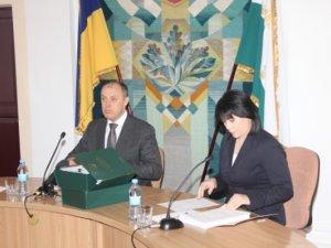 Фото: Фоторепортаж з сесії Полтавської міськради 18 березня