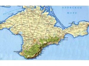Фото: Путін доручив прийняти Крим в РФ,  Україна ж не визнає цього