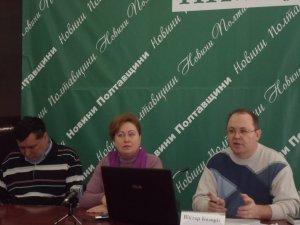 Фото: Голову Народної ради Миргорода побили серед дня (відео)