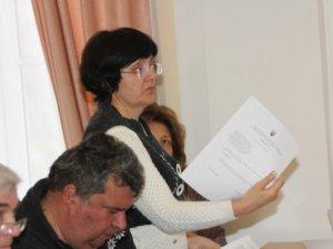 Фото: Голова фракції у Полтавській міській раді пояснила, чому депутати вийшли із залу посеред сесії
