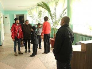 У Полтавській гімназії №32 відбулося традиційне свято